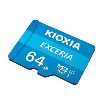 MICRO- SDXC 64GB Kioxia Exceria H/E UHS-I C10-LMHE1G064GG2